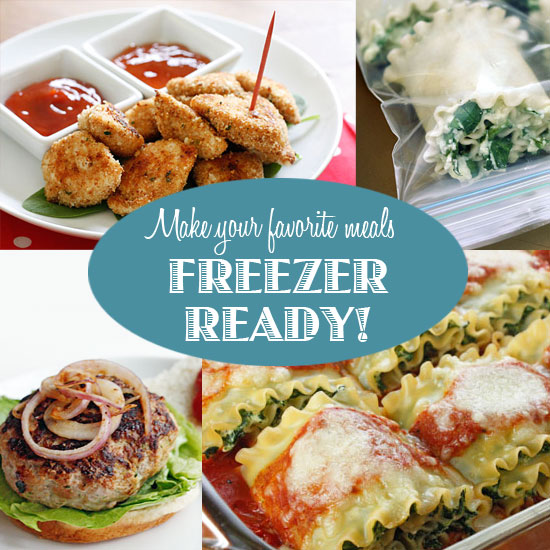 Let Your Freezer Cook Dinner