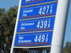 Gasoline Jump Of Prices And Oil Company Making Billion Dollars Profit