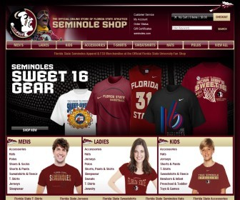 Get Your Florida State Sweatshirts And Support FSU