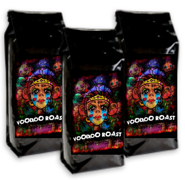 Voodoo Roast Specialty Blend To Help You Wake Up