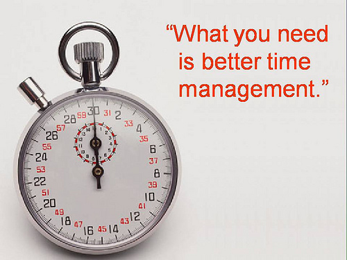 Time Management To Get Ahead Of Life