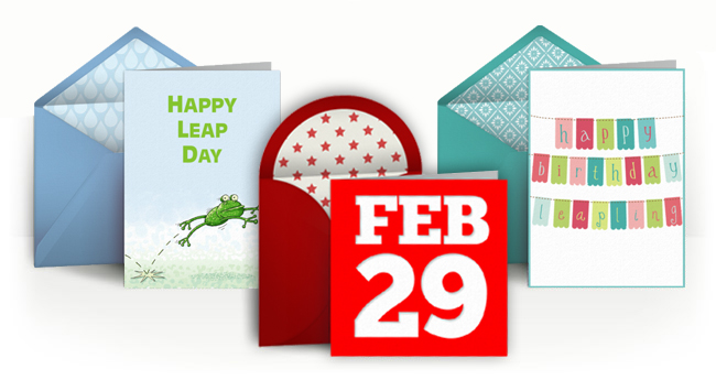 February 29, A Leap Day