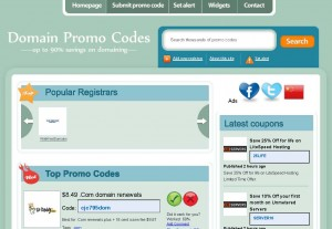 Get Your Domain Promo Codes For Free