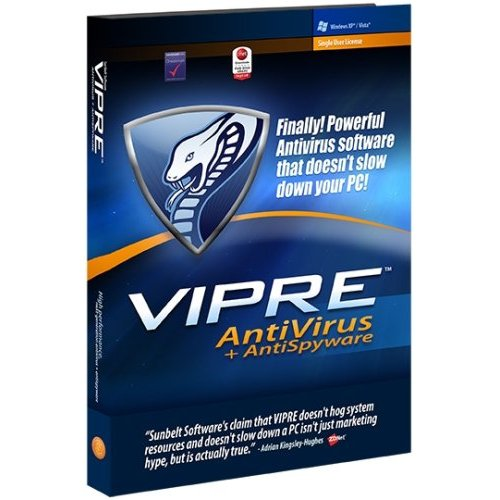 Computer Safety With VIPRE Antivirus Software