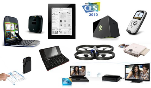 Top Gadgets For 2010