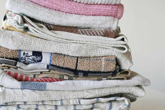 Smart New Ways To Use Your Old Towels
