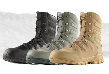 Wellco Desert and Combat Boots
