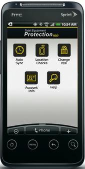 Sprint Total Equipment Protection App For Peace Of Mind