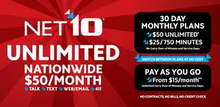 Be A NET10 Customer And Save