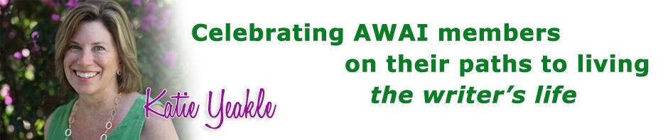 Katie Yeakle Celebrating AWAI Members