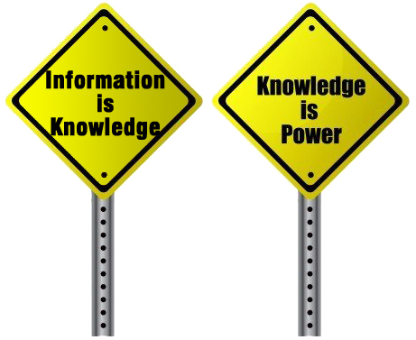 Acquiring Information & Knowledge Made It Possible