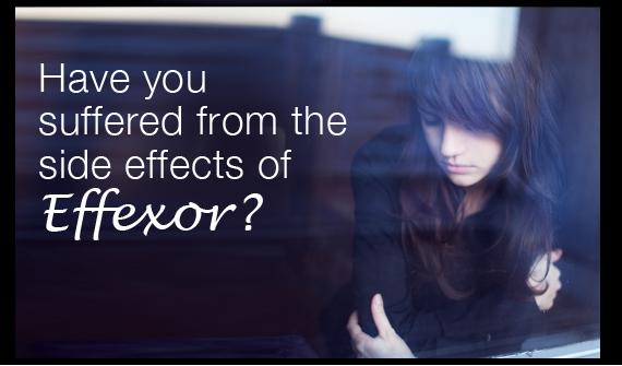 Effexor Is A Dangerous Antidepressant