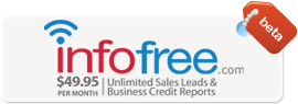 Get Easy Sales Leads From InfoFree Today