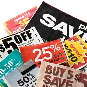 Deals And Discount Attract Customers
