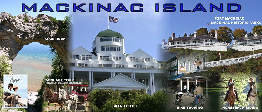 Mackinac Island – A Little Getaway Before Autumn Starts