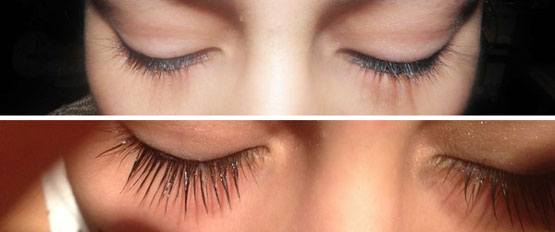 Measurable Difference Mascara & Seum Can Make A Difference