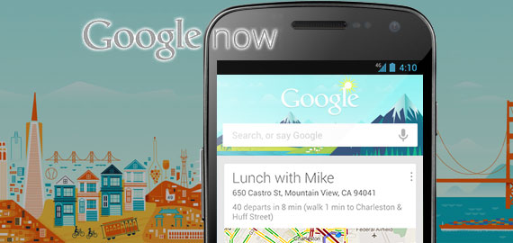 Check Out Events With Google Now